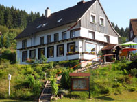 Pension - Cafe Haus Sonneneck in Osterode - Riefensbeek
